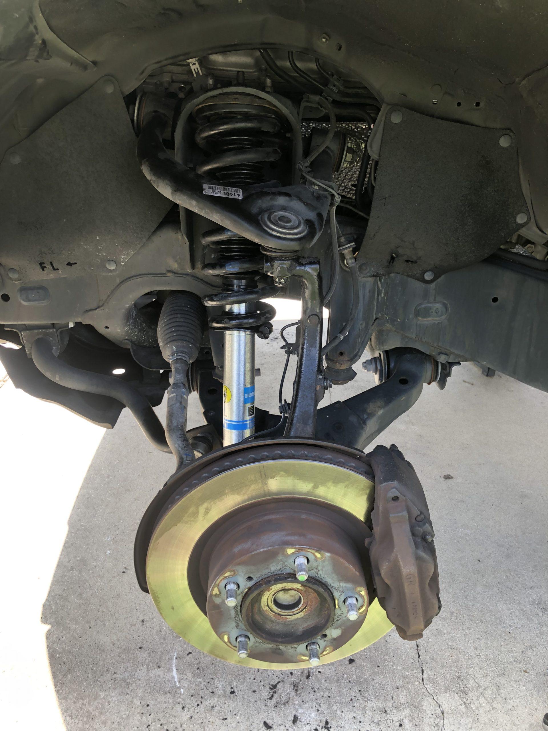 Brake job auto repair wesley chapel florida