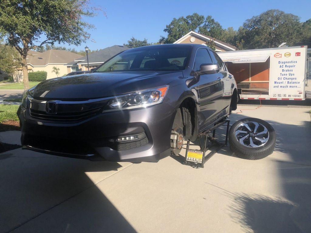 Honda repair by wesley chapel mechanics